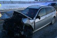 Trois blessés sur l'A12 à Bulle