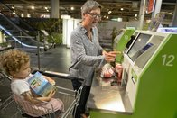 Client cherche humain au supermarché