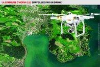 Des drones pour débusquer les constructions sauvages