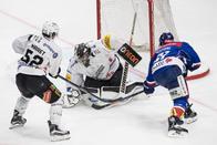 Fribourg-Gottéron a résisté jusqu'à la mi-match à Zurich
