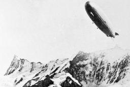 La vie d'aventures du Graf Zeppelin