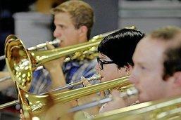 Un brass band accordé au diapason de l'amitié