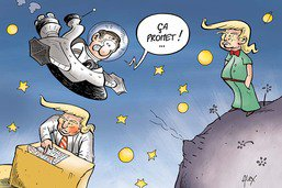 Exoplanètes: et si chacune ébergeait son Donald Trump?