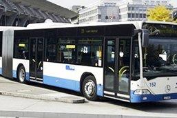 Des bus lucernois font le pont à Fribourg