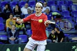 Bossel, un «smicard» en Coupe Davis