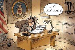 CIA: d'un espionnage top secret...