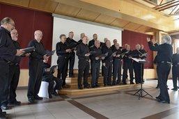 La Chorale des cheminots de Fribourg fête ses 50 ans