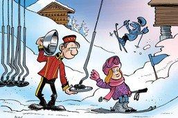 Les écoles privilégient l'hôtel pour leurs camps de ski