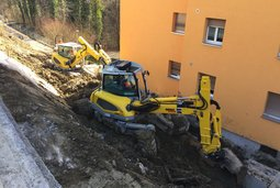 Le trafic CFF Lausanne-Vevey ne sera pleinement rétabli que lundi