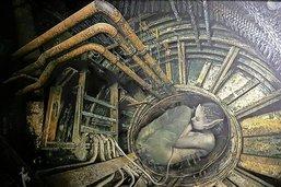 Les artistes rendent hommage à Giger en son musée