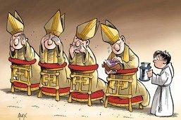 L'Eglise catholique enfin prête à indemniser les victimes de prêtres pédophiles