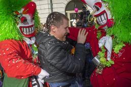 Le Carnaval de Bulle a attiré la foule