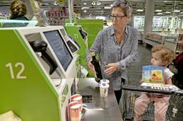 Client cherche humain au magasin