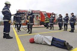 Journée intercantonale des jeunes sapeurs-pompiers