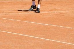 Marly soutient la pratique du tennis