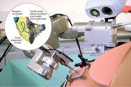 Autopilote pour le chirurgien