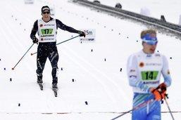 Sprinters suisses entre 2 eaux