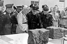 Les «villes nouvelles» de Mussolini