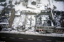 Après l'incendie, des pistes pour reconstruire le cœur de Villars-sous-Mont