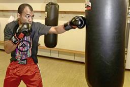 Bruno Tavares est «fait pour la boxe»