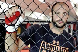 Volkan Oezdemir: «Je suis prêt à 100% pour ce combat»