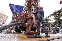 La carte géothermique fribourgeoise sera redessinée