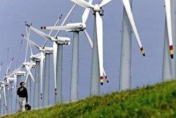 L'éolien dope l'économie allemande