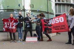 Du changement à la tête de la Jeunesse socialiste fribourgeoise
