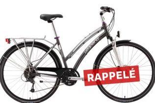 Coop Brico+Loisirs rappelle des vélos au guidon défectueux