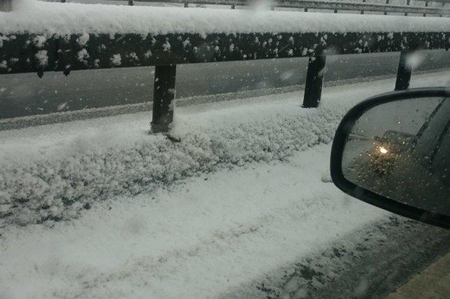 Le retour de la neige provoque quelques incidents