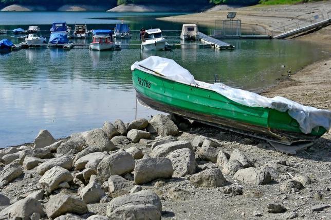 Des usagers inquiets pour leur lac