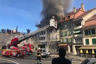 La victime de l'incendie est une jeune femme de 22 ans