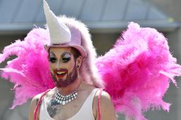 Le Pride Festival de Zurich s'engage pour les réfugiés LGBT