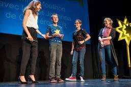 Les Mouthon remportent un prix de l'Unicef