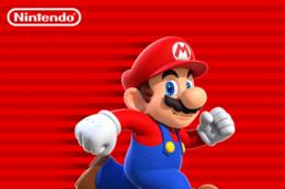 Quand Mario débarque sur nos smartphones