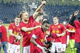 Une deuxième étoile pour le FC Bâle