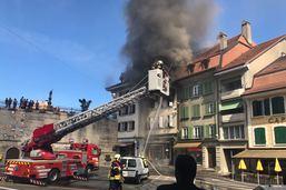 La victime de l'incendie est bien une jeune femme de 22 ans