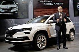 Un nouveau Yeti nommé Karoq