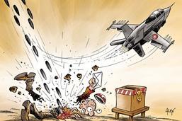 Acquérir de nouveaux avions de combat sans référendum
