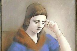 Le passé de la muse Olga ressorti d'une malle