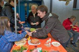 Toujours plus de Fribourgeois participent à la Fête des voisins