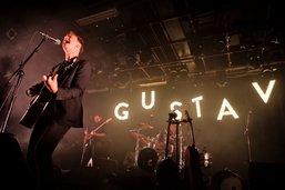 Gustav quitte la scène pour lancer sa start-up