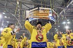 Les Bernois surclassent Zoug pour s'offrir un nouveau titre de champion