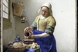 Vermeer, et le silence est d'or