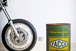 Des motos et du design industriel à Fribourg