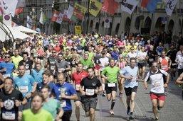 Près de 30000 coureurs ont envahi la capitale