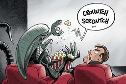 «Alien» de retour au cinéma