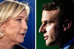 Le Pen-Macron: finale inédite