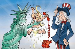 Fuites au pays de Donald Trump