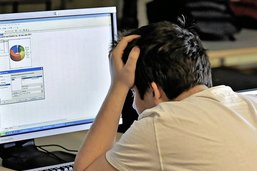 L'informatique se généralise en classe